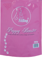 FitDog Puppy Booster drink powder
